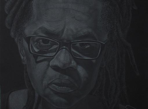 Diane Edison: Recent Portrait Drawings