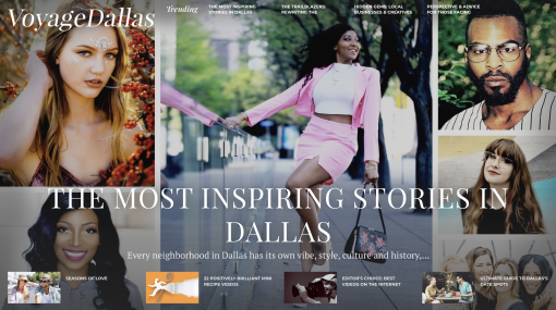 VOYAGE DALLAS MAGAZINE