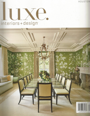 LUXE MAGAZINE: HOUSTON