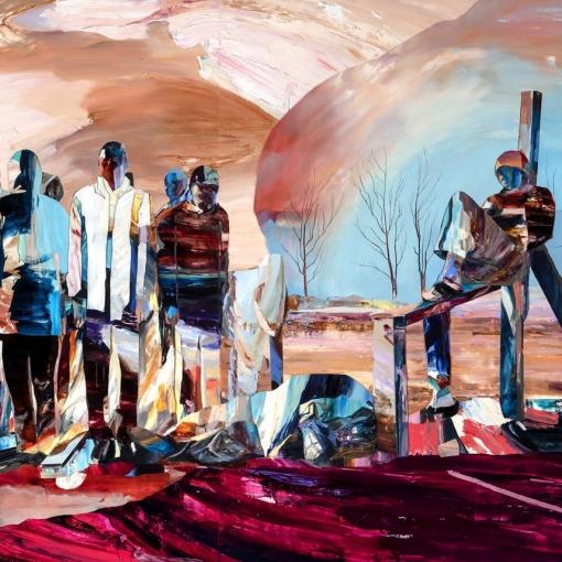 Jaclyn Conley: In a New Field