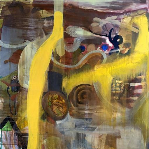 Albert Oehlen Fn Paintings Thumbnail