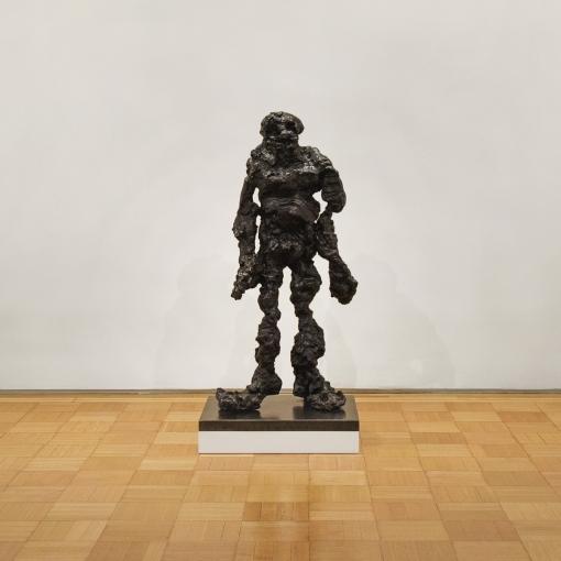 de Kooning Sculpture Installed Thumbnail