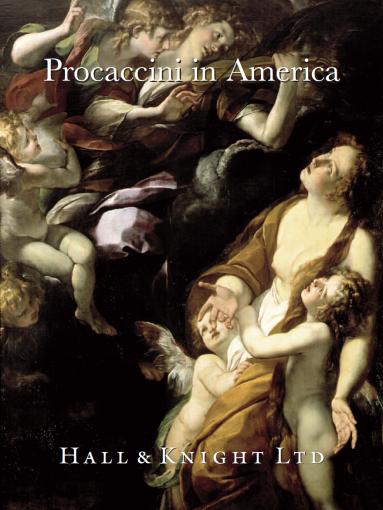 普罗卡奇尼在美国