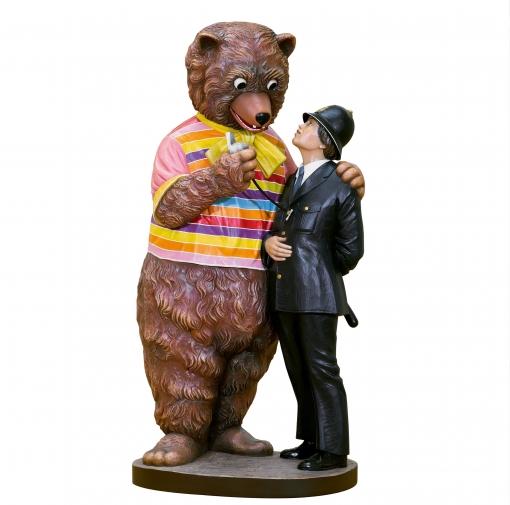 Jeff Koons Sculpture Thumbnail