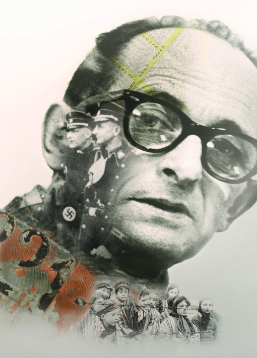 """Operation Finale: The Capture & Trial of Adolf Eichmann"" 