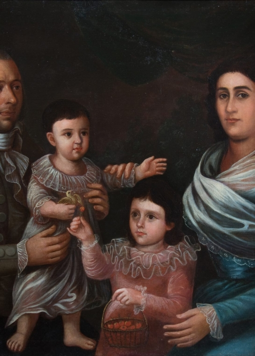 """""""Salazar: Portraits of Influence in Spanish New Orleans, 1885-1802"""""""