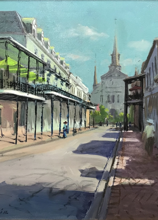 """""""French Quarter and Beyond""""
