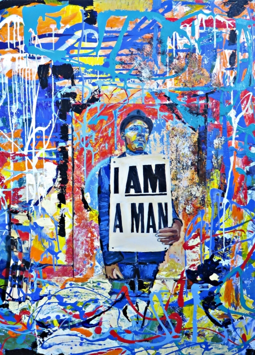 """Ain't I America"" | Epaul Julien and Matthew Rosenbeck"