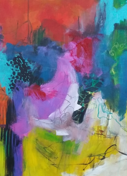 """September Group Exhibition"" | Carmen LN Gambrill, Anna Hollinger, Nancy Susanek, Matthew Moore"