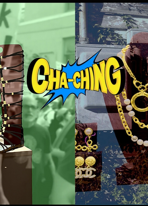 """Cha-Ching"" 
