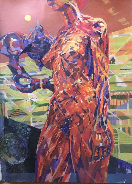 """afriCOBRA NOW!"" | Group Exhibition"