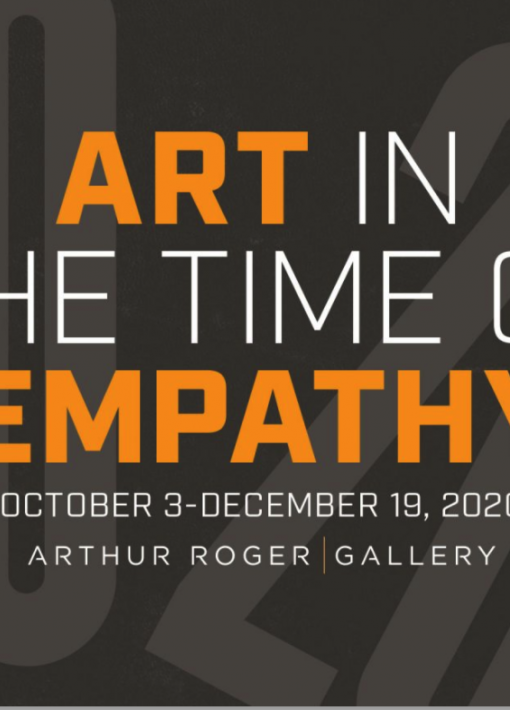 """ART IN TIME OF  EMPATHY"" 