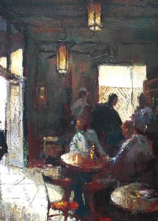 """""""Local Colors""""   John Turner"""