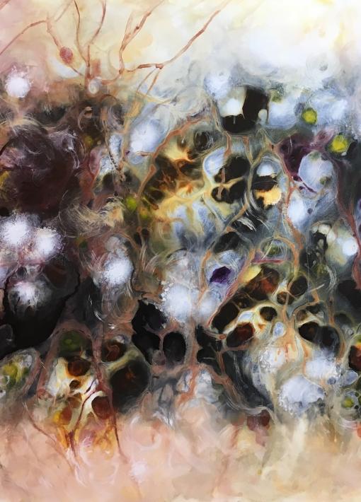 """April Group Exhibition"" | Kim Zabbia, Katya, Hector Ferral, David Lumpkin"