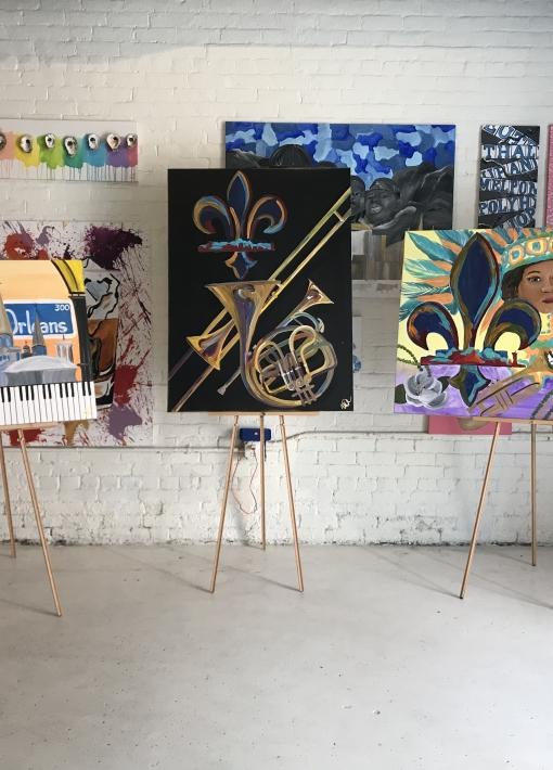 Roux Maison Art Gallery