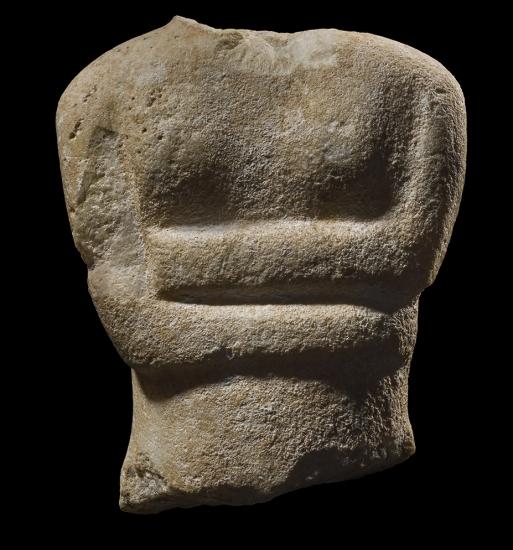 Torso of a Cycladic Idol
