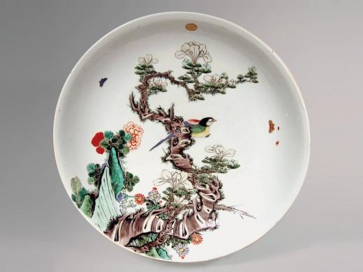 Famille Verte & Famille Rose Porcelains
