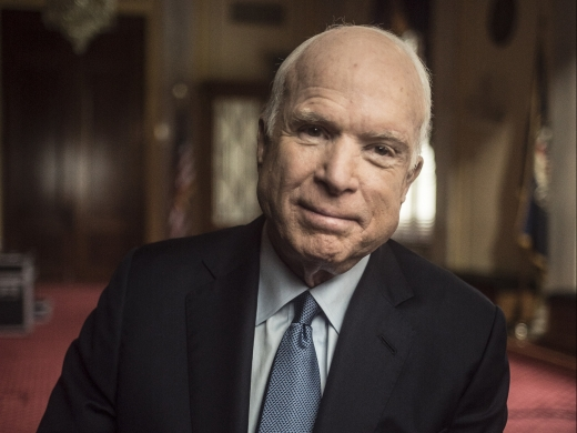 JOHN MCCAIN: FOR WHOM THE BELL TOLLS INTERVIEWS