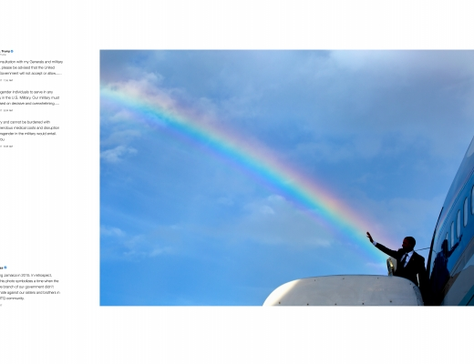 Pete Souza: Throw Shade, Then Vote
