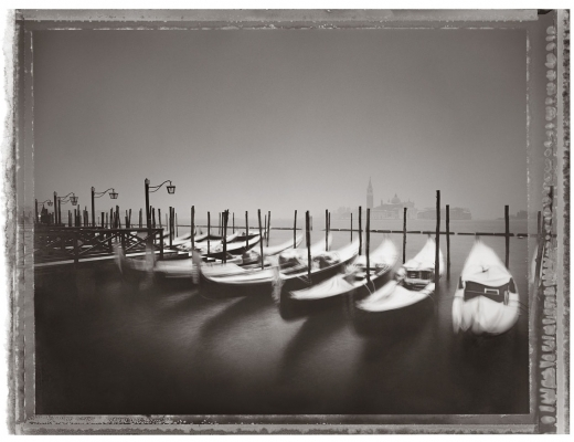 Christopher Thomas: Venice in Solitude
