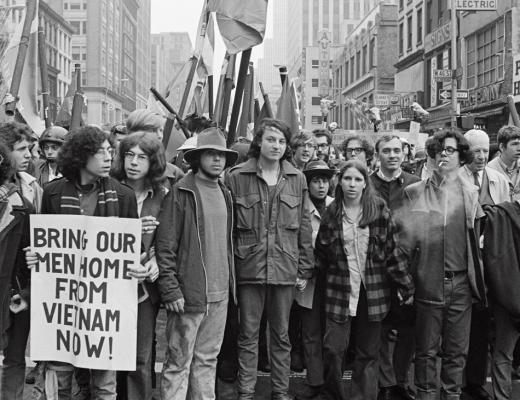 David Fenton: Eye of the Revolution