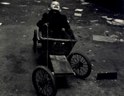 Sandra Weiner: New York Kids, 1940-1948