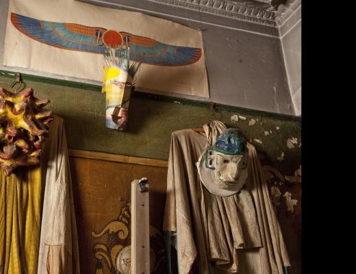 Unseen Photo Fair: Martin Hyers and William Mebane: Uranian Phalanstery