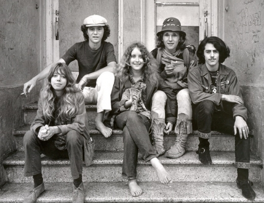 Elaine Mayes: Haight-Ashbury Portraits