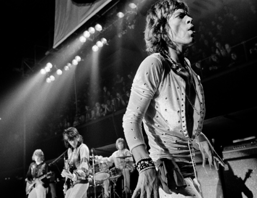 Jim Marshall: The Rolling Stones and Beyond
