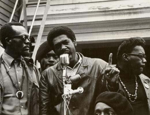The Black Panthers: Vintage Prints by Stephen Shames