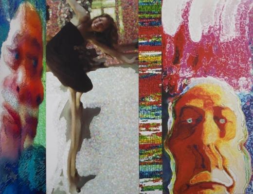 JOHN CHAMBERLAIN: Pictures