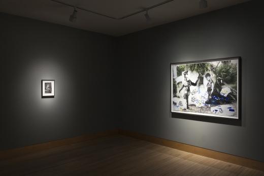 Wardell Milan at Fraenkel Gallery