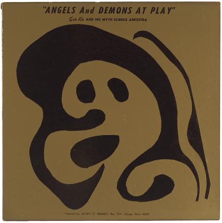 Sun Ra Angels & Dreams at Play