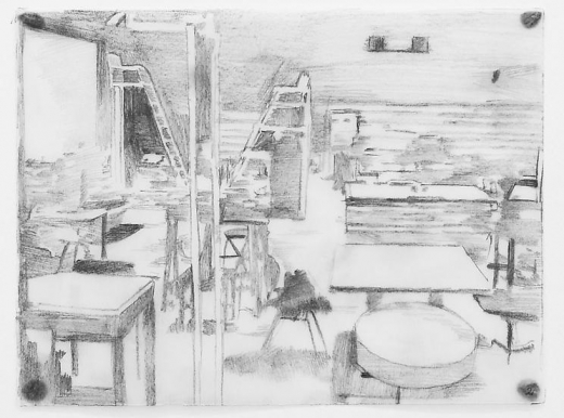 Drawing from: Untitled (Kippenberger)