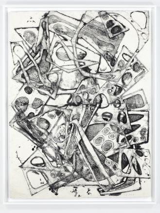 Mel Kendrick Double Water Drawing 10/16/13 (E)