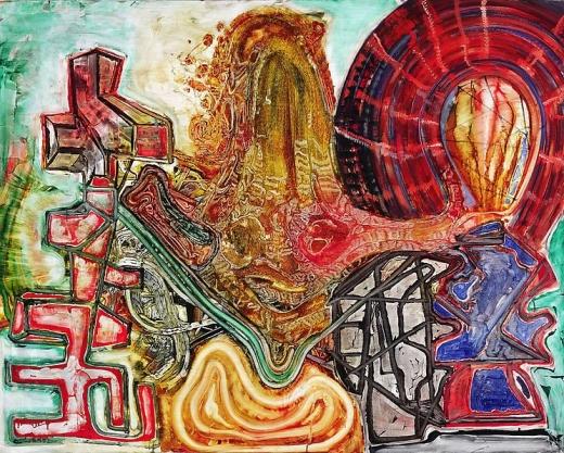 Steve DiBenedetto Five Elements