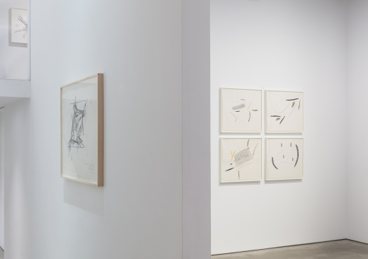 Drawing Space: 1970-1983