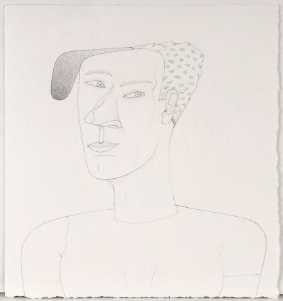 Jim Nutt Untitled