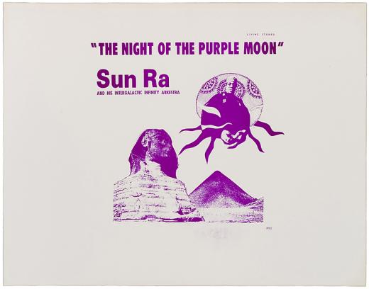 Sun Ra The Night of the Purple Moon