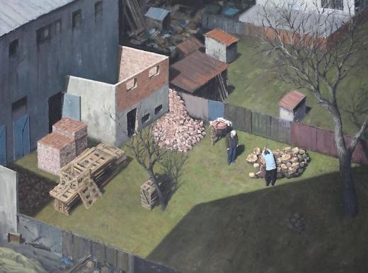 Serban Savu The Brick Factory