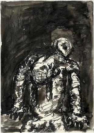 Eugen Schönebeck Kreuzigung / Crucifixion