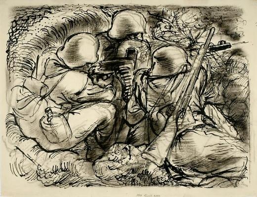 George Grosz Civil War