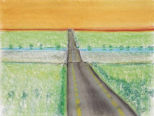 Richard Artschwager Irish Road