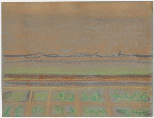 Richard Artschwager Small Landscape