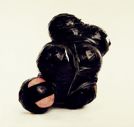 Neil Gall Helmet