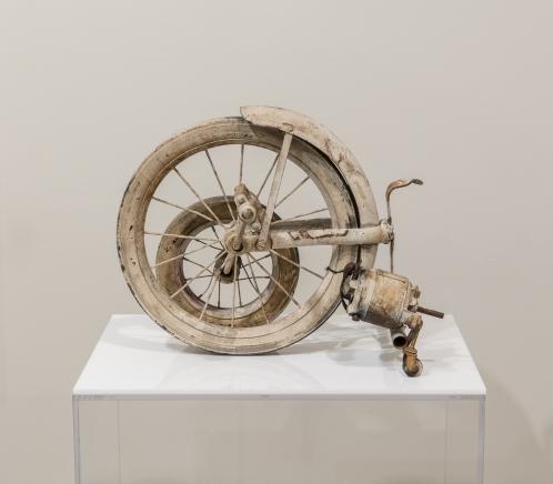 Jean Tinguely(1925-1991) 'Wheels' fragment, 1960