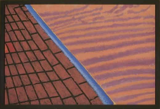 RICHARD ARTSCHWAGER_ Untitled (Roofline)_