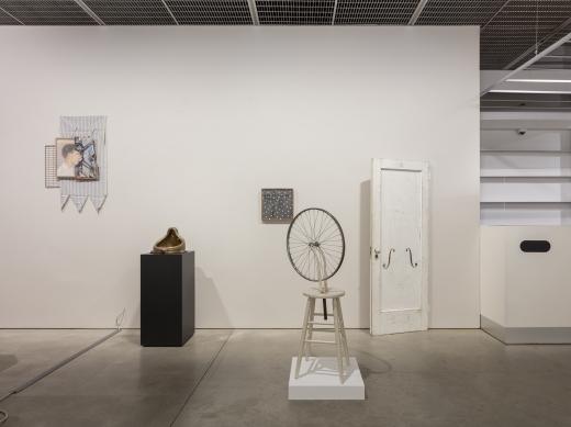 Duchamp Threads the Needle