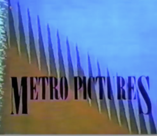 Metro Pictures video still