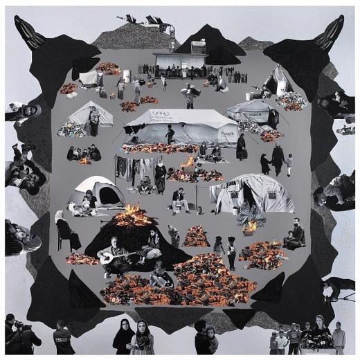 Artist Spotlight Series: Kezban Arca Batibeki